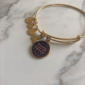 Alex and Ani Disney bracelet